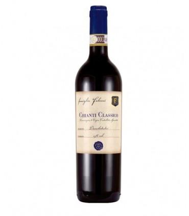 Famiglia Falorni Chianti Classico DOCG czerwone wytrawne włoskie