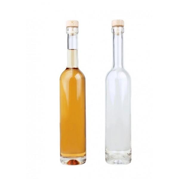 Butelka do wódki i likierów FUTURA30 zamykana na korek