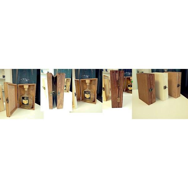 Skrzynka drewniana - KARAFKA FF
