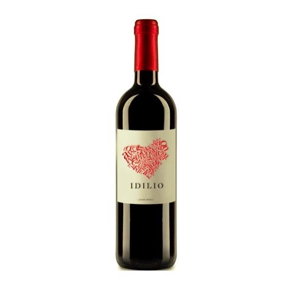 Idilio Tinto Wino czerwone wytrawne