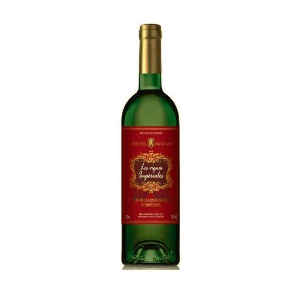 Les Vignes Impériales Blanc Wino białe wytrawne