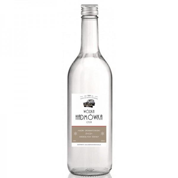 Naturalna wódka czysta