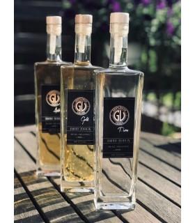 Butelka Mauritius z grubego szkła