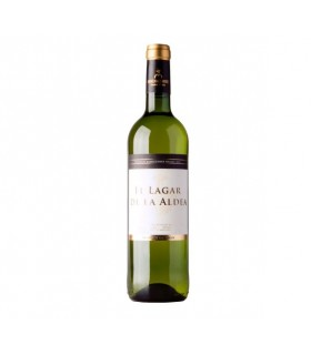 Wino dla firm białe, wytrawne  - El Lagar de la Aldea Blanco
