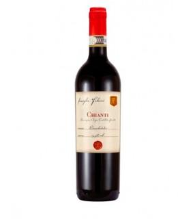 Famiglia Falorni Chianti DOCG -wino z Włoch czerwone wytrawne