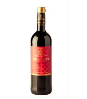 Wino czerwone wytrawne Mas de Victor Crianza Rioja DOCa