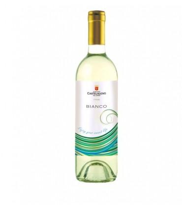 Wino białe półsłodkie -Cantina Castelnuovo del Garda Bianco