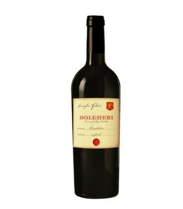 Czerwone wytrawne wino Famiglia Falorni Bolgheri DOC