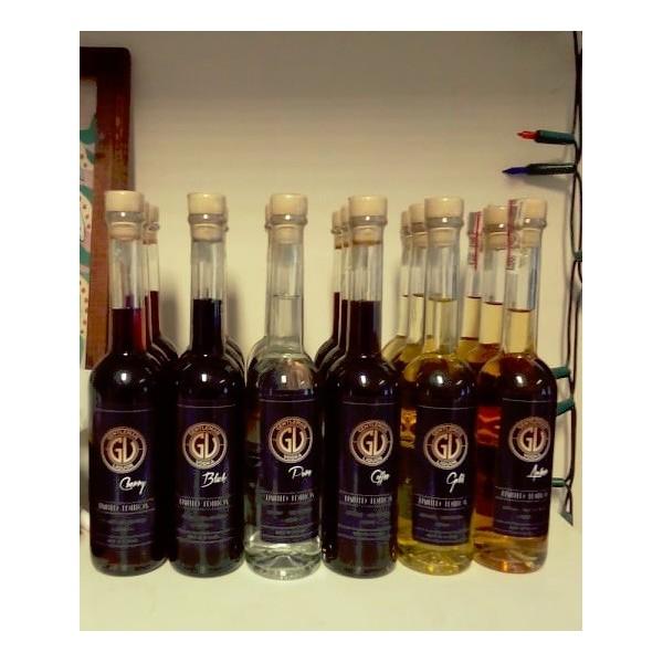 Buteleczki promocyjne 200 ML na korek OPERA