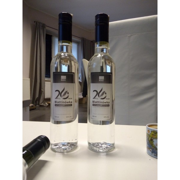 Butelka klasyczna 0.5 L