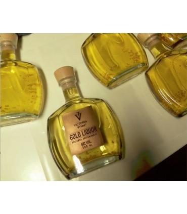 Etykiety skórzane laserowane na alkohol