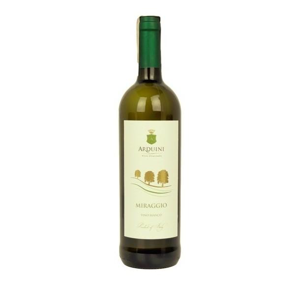 Wino białe półwytrawne Arduini Miraggio Bianco