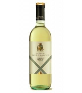 Wino białe wytrawne Nobile delle Rocche Trebbiano d'Abruzzo