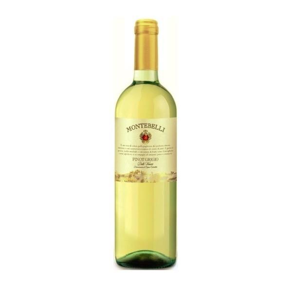 Wino białe wytrawne Montebelli Soave DOC
