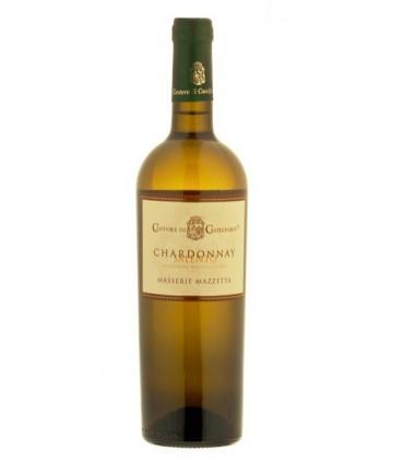 Cantore di Castelforte Chardonnay Salento IGT Wino białe półwytrawne