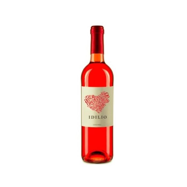 Idilio Rosado Wino różowe wytrawne