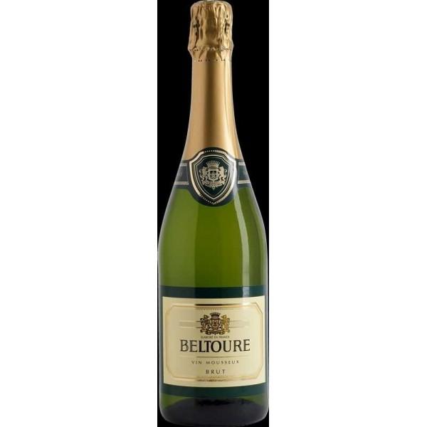 Wino musujące z Francji , wytrawne BRUT